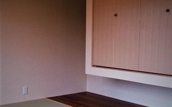 熊本県菊池市 ガルバリウム 和室
